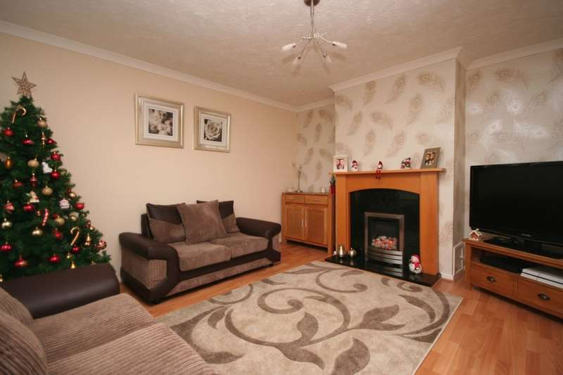 3 Bedrooms Terraced House for sale in Tithe Barn Road, Stockton-On-Tees, TS19