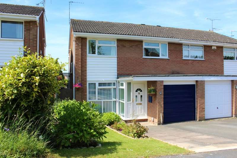 3 Bedrooms Semi Detached House for sale in Epsom Road, Leamington Spa, CV32