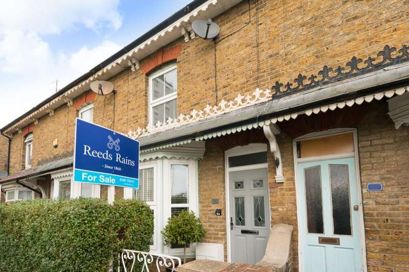 4 Bedrooms Terraced House for sale in Belmont Road, Whitstable, CT5