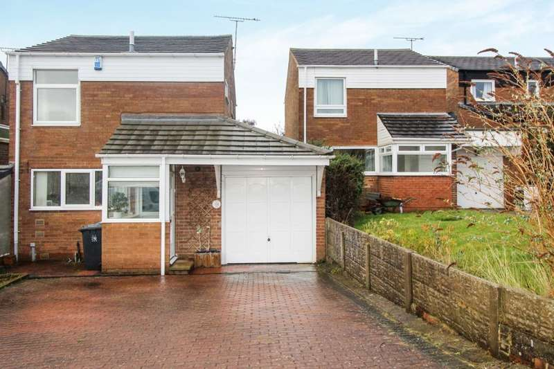 3 Bedrooms Detached House for sale in Chapel Road, Chapeltown, Sheffield, S35