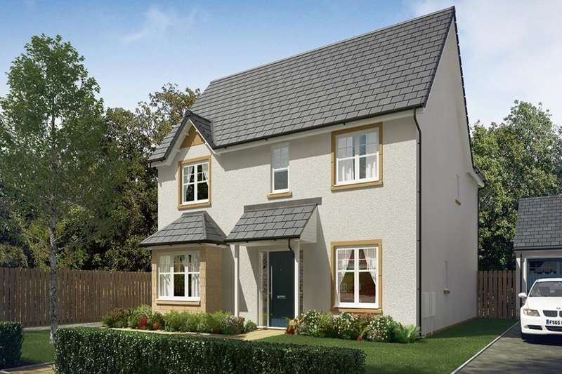 4 Bedrooms Detached House for sale in Burnell Park, Haddington, EH41
