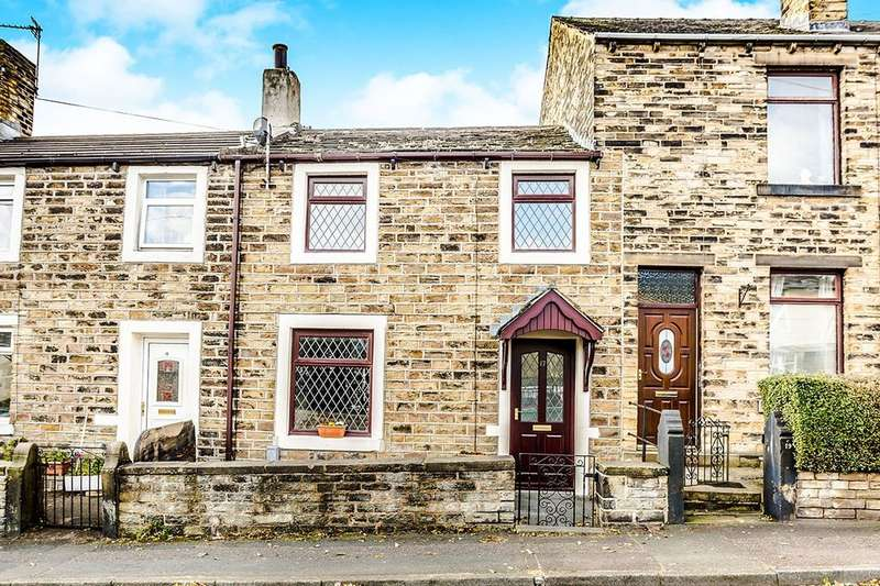 2 Bedrooms Terraced House for sale in Dalton Fold Road, Dalton, Huddersfield, HD5