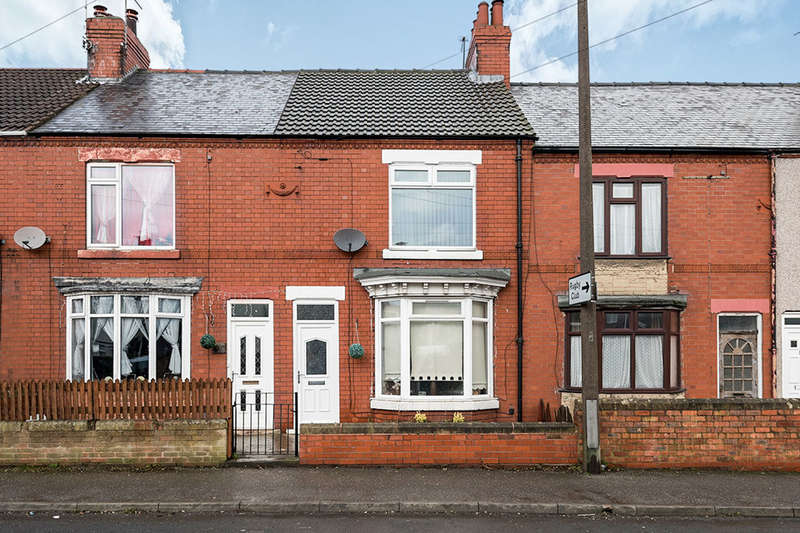 2 Bedrooms Terraced House for rent in Lordens Hill, Dinnington, Sheffield, S25