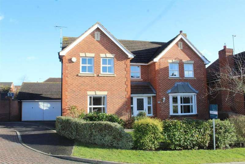 4 Bedrooms Detached House for sale in Malus Close, Hampton Hargate, Peterborough