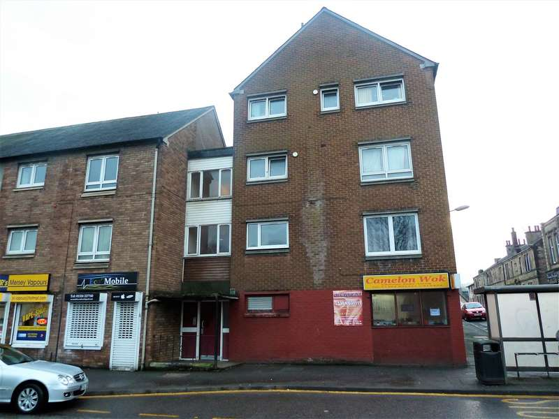 2 Bedrooms Apartment Flat for rent in Main Street, Camelon