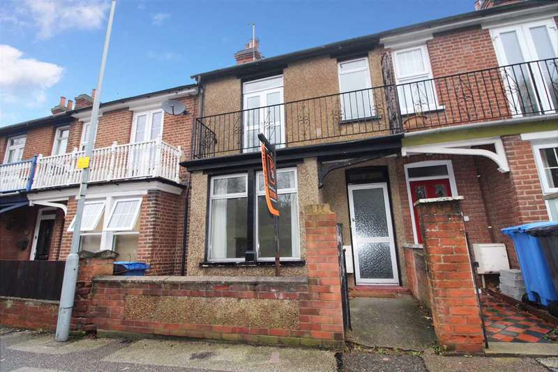 3 Bedrooms Terraced House for sale in Kings Avenue, Ipswich