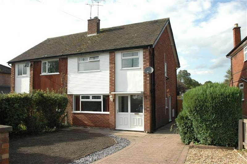 3 Bedrooms Semi Detached House for sale in Bache Drive, Upton, Chester