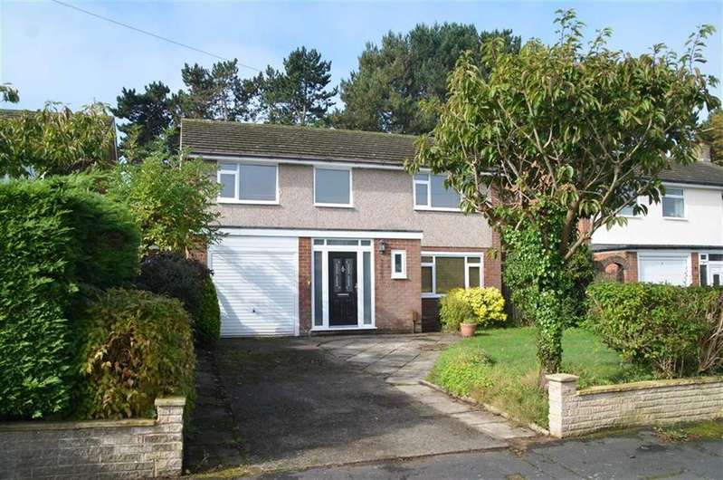 4 Bedrooms Detached House for sale in Stephens Gardens, Little Sutton, CH66