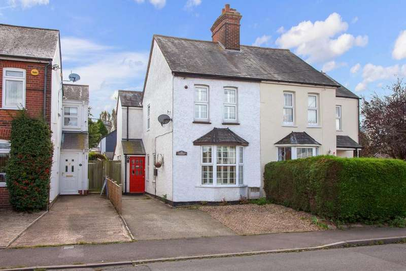 3 Bedrooms Semi Detached House for sale in Flackwell Heath