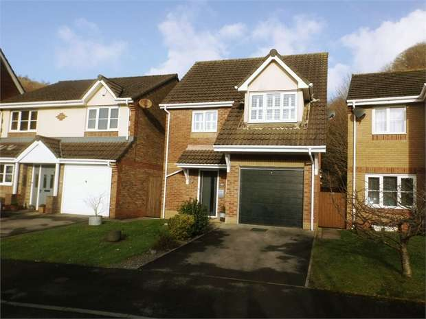 3 Bedrooms Detached House for sale in Ynys Y Gored, Port Talbot, West Glamorgan