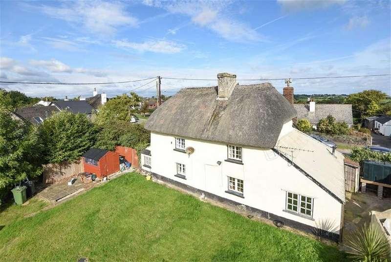 4 Bedrooms Detached House for sale in Cheriton Bishop, Cheriton Bishop, Exeter, Devon, EX6