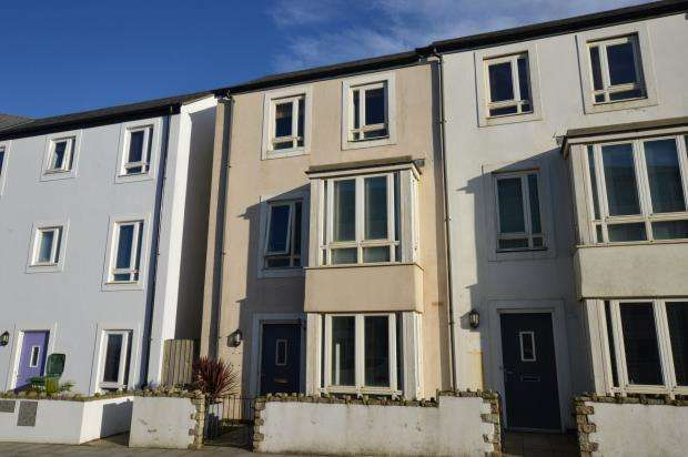 4 Bedrooms Terraced House for sale in Kerrier Way, Camborne, Cornwall