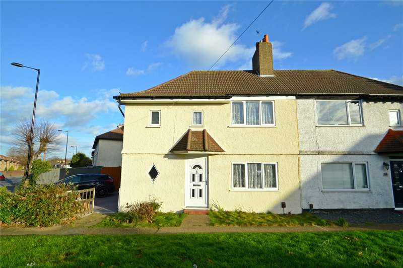 4 Bedrooms Semi Detached House for sale in Long Lane, Croydon