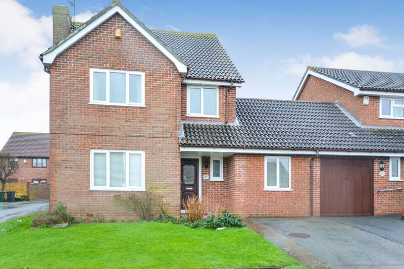 5 Bedrooms House for sale in Cleveland Close, Eastbourne, BN23