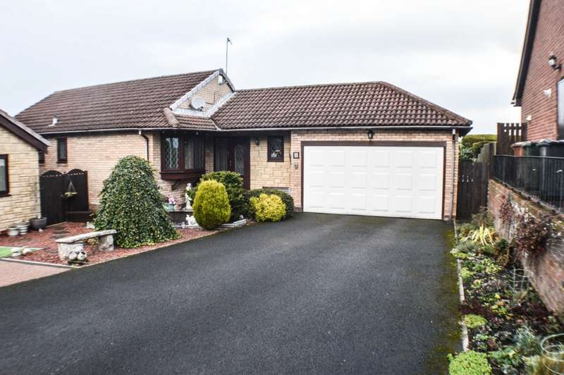 3 Bedrooms Bungalow for sale in Greener Court, Prudhoe, NE42