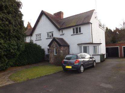 4 Bedrooms Semi Detached House for sale in The Grove, Hampton-In-Arden, Solihull, West Midlands