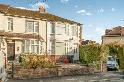 3 Bedrooms End Of Terrace House for sale in Hanworth Road, Warwick, Warwickshire, .