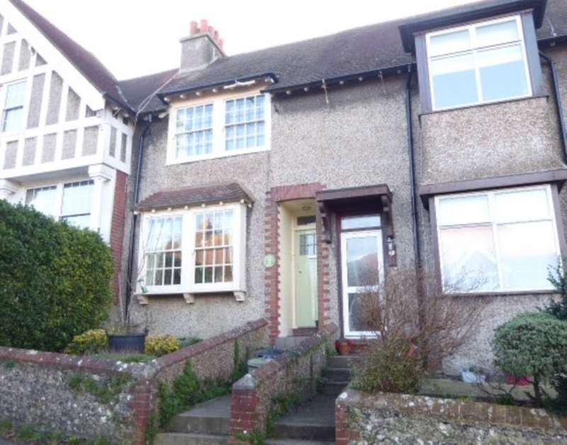 2 Bedrooms Terraced House for sale in Mill Road, Lewes