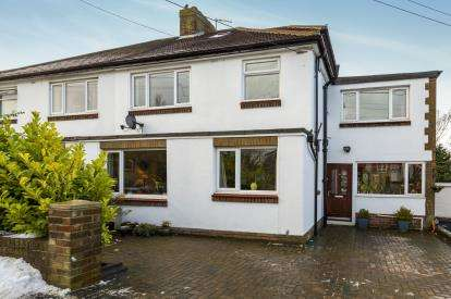 5 Bedrooms Semi Detached House for sale in Geoffrey Avenue, Nevilles Cross, Durham, County Durham, DH1