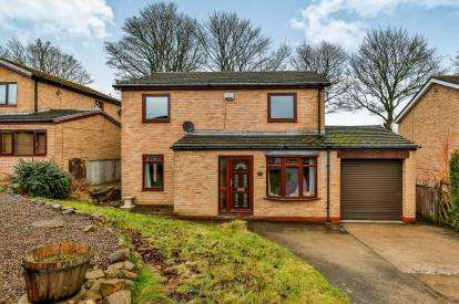 4 Bedrooms Detached House for sale in Cherry Tree Drive, Sunnybrow, Crook, County Durham, DL15