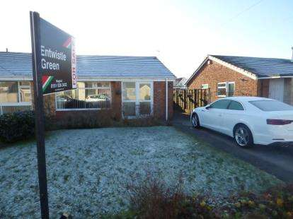 2 Bedrooms Bungalow for sale in Westmeade, Maghull, Liverpool, L31