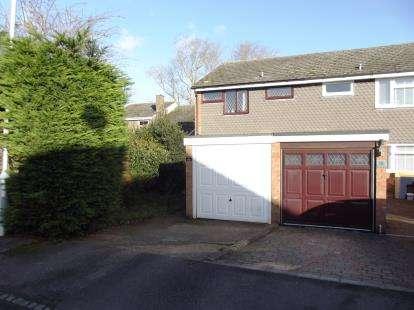 3 Bedrooms Semi Detached House for sale in Kingsmede, Shefford, Bedfordshire