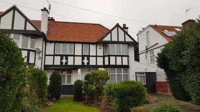 4 Bedrooms Semi Detached House for sale in Old Kenton Lane, Kingsbury, London