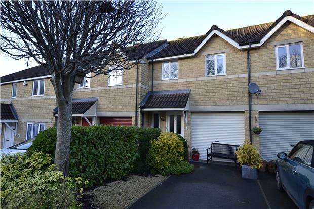 4 Bedrooms Terraced House for sale in Cotswold View, BATH, BA2 1HA
