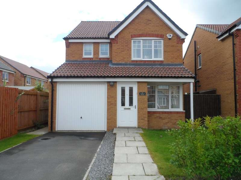 3 Bedrooms Property for sale in Alnmouth Avenue, Ashington, Northumberland, NE63 8SG