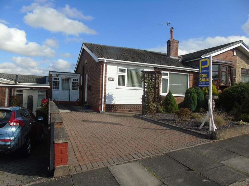 2 Bedrooms Bungalow for sale in Chestnut Avenue, Whickham, Newcastle upon Tyne, Tyne and Wear, NE16 5JN