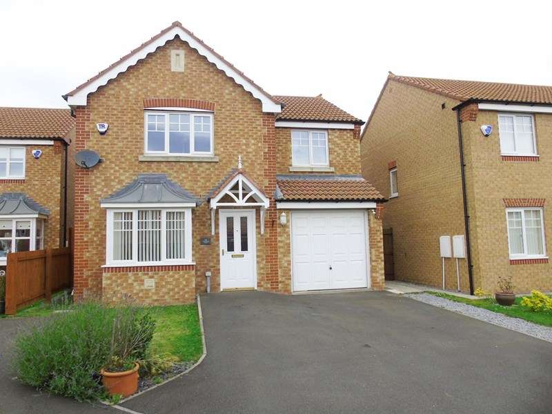 4 Bedrooms Property for sale in Cottingham Grove, Thornley, Durham, Durham, DH6 3EJ