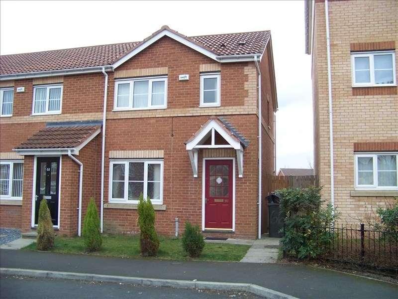 3 Bedrooms Property for sale in Brahman Avenue, North Shields, North Shields, Tyne & Wear, NE29 6UD