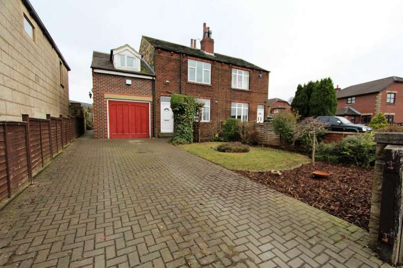 4 Bedrooms Semi Detached House for rent in Old Lane, Birkenshaw