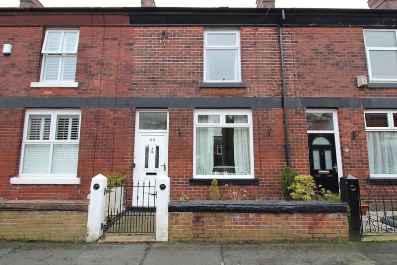 3 Bedrooms Terraced House for sale in Ernest St, Prestwich