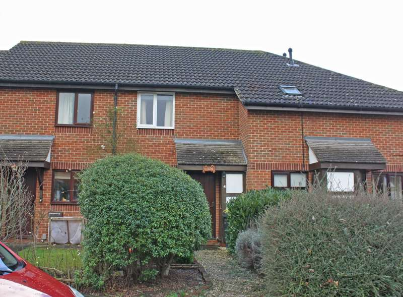 2 Bedrooms Terraced House for sale in Mansfield Gardens, Didcot