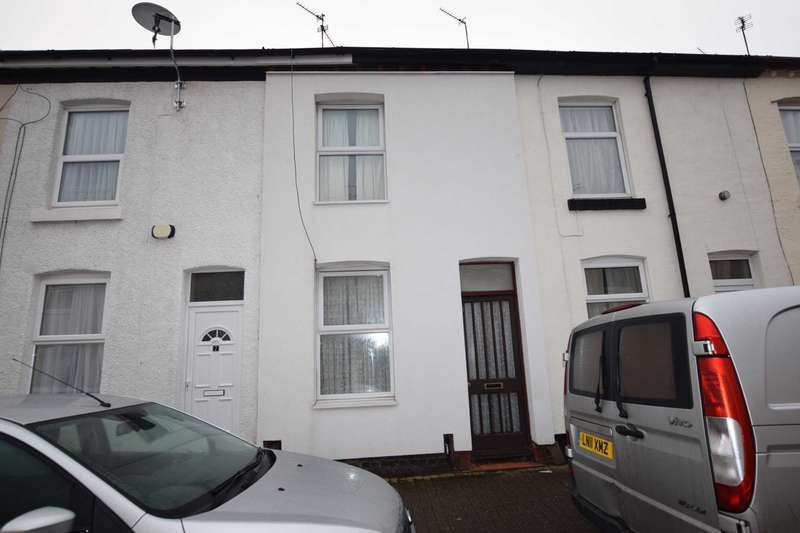 2 Bedrooms Terraced House for sale in Menai Street, Birkenhead