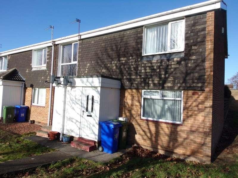 2 Bedrooms Property for sale in Westerkirk, Cramlington, Cramlington, Northumberland, NE23 6NE