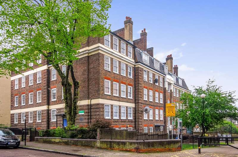 2 Bedrooms Flat for sale in Warltersville Road, Crouch End, N19