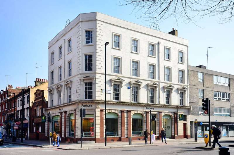 7 Bedrooms Flat for sale in Vauxhall Bridge Road, Westminster, SW1V