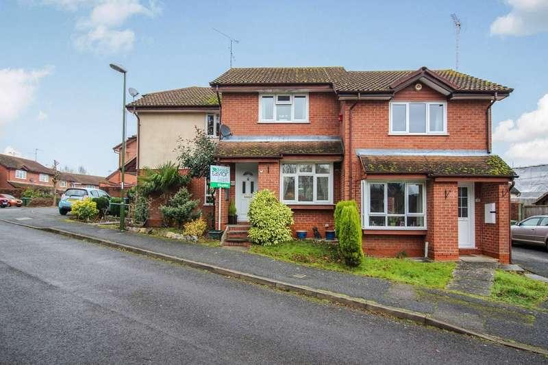 2 Bedrooms Terraced House for sale in Gorringes Brook, Horsham