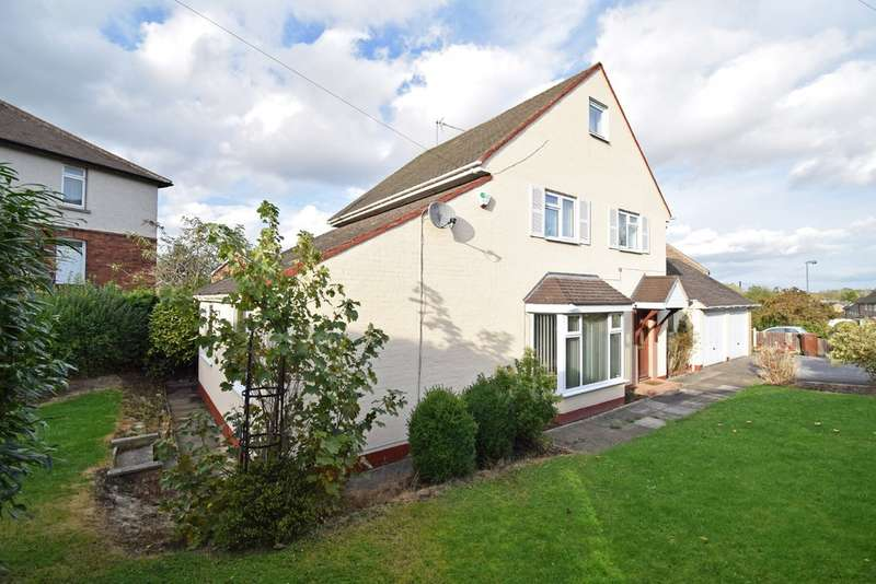 3 Bedrooms Detached House for sale in Sandal Hall Close, Sandal
