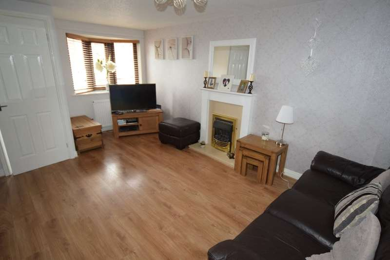 3 Bedrooms Mews House for sale in St Matthews Mews, Barrow-in-Furness, Cumbria, LA14 5DX