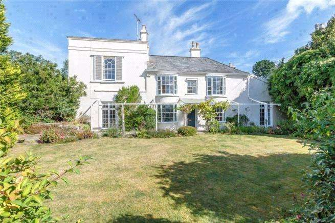 5 Bedrooms Detached House for sale in Forder Lane, Bishopsteignton, Teignmouth, Devon, TQ14