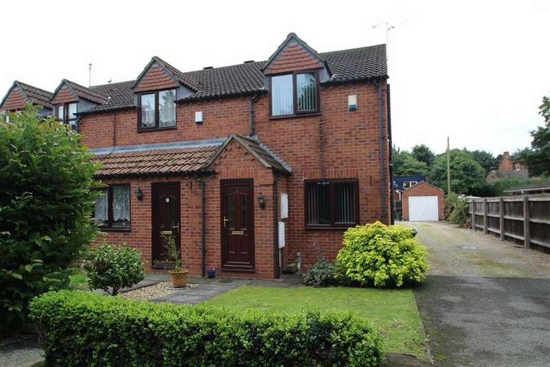 2 Bedrooms End Of Terrace House for sale in North Warren Road, Gainsborough, Lincoln