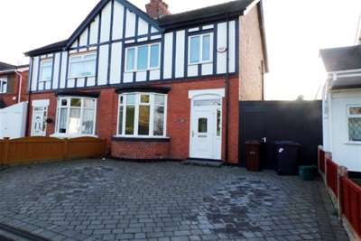 3 Bedrooms Semi Detached House for rent in Richmond Road, Wolverhampton