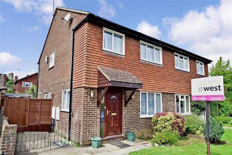 3 Bedrooms Semi Detached House for sale in Bourg de Peage Avenue, , East Grinstead, West Sussex