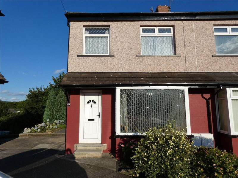 3 Bedrooms End Of Terrace House for sale in Pasture Road, Baildon, West Yorkshire