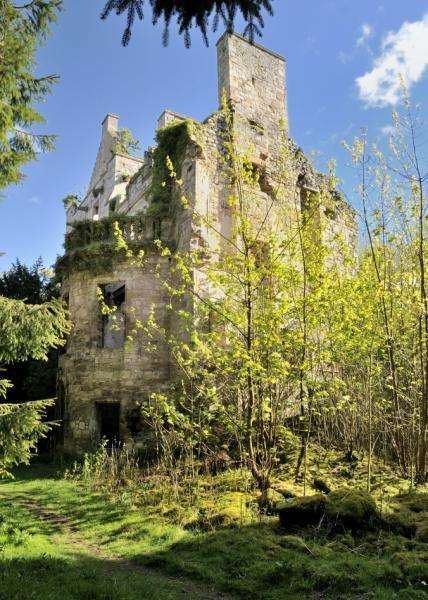 Detached House for sale in Cavers Castle, Denholm, Hawick, Scottish Borders