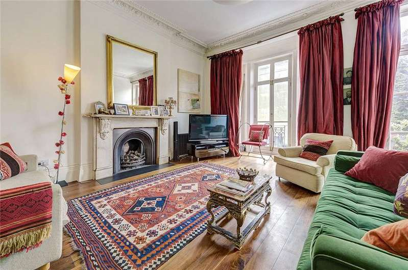 3 Bedrooms Maisonette Flat for sale in Colville Terrace, Notting Hill, London, W11