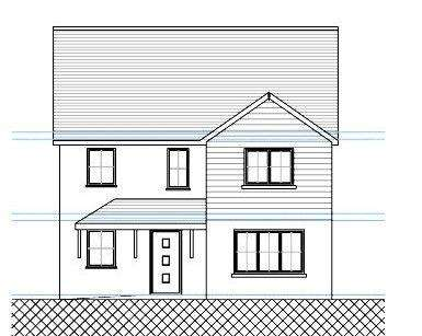 5 Bedrooms Detached House for sale in Plot 1 Parc Thomas, Carmarthen SA31 1DP